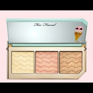 """Too Faced """"Triple Scoop"""" HYPER-REFLECTIVE HILIGHT"""